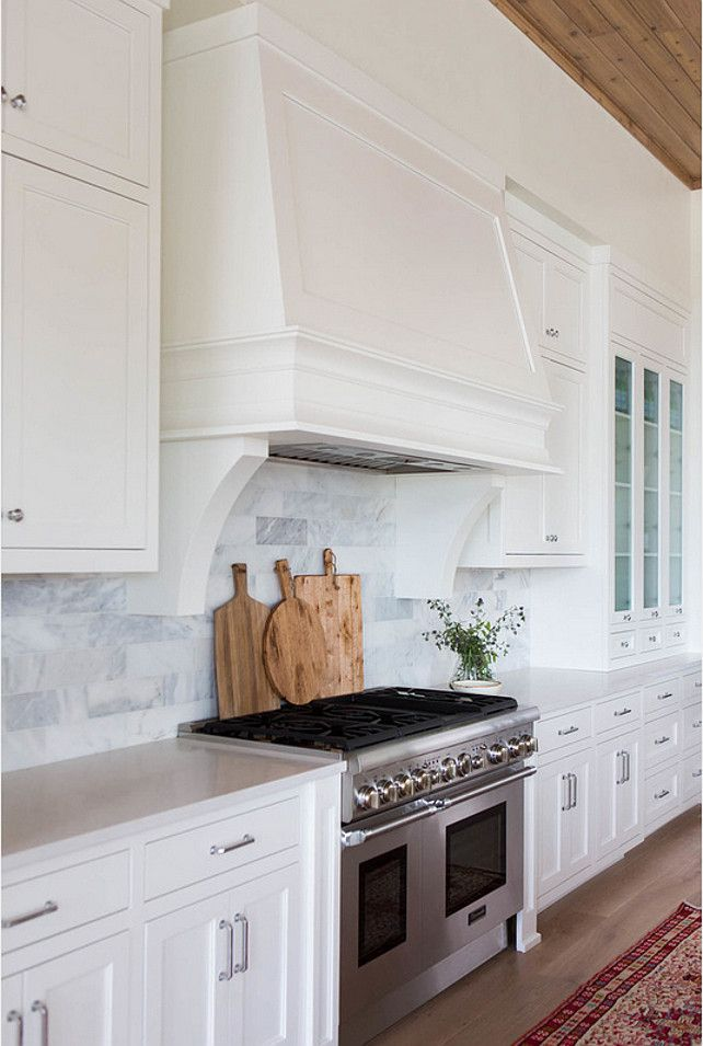 Best 25 kitchen hoods ideas on pinterest stove hoods for Shaker style kitchen hoods
