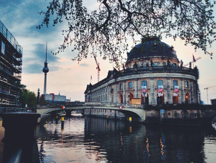 Berlin. Bodemuseum.