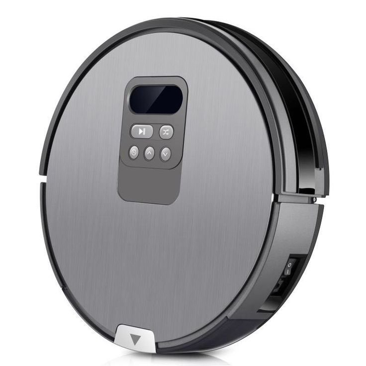 ILIFE2017 Most Advanced Robot Vacuum Cleaner For Home (Sweep,Vacuum,Mop,Sterilize) With Remote control, LCD touch screen, schedule