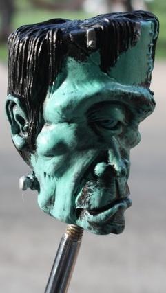 Frankenstein Shift Knob