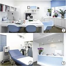 17 Best Images About Clinic On Pinterest Brochure Template Skin Care Clinic And Reception Desks