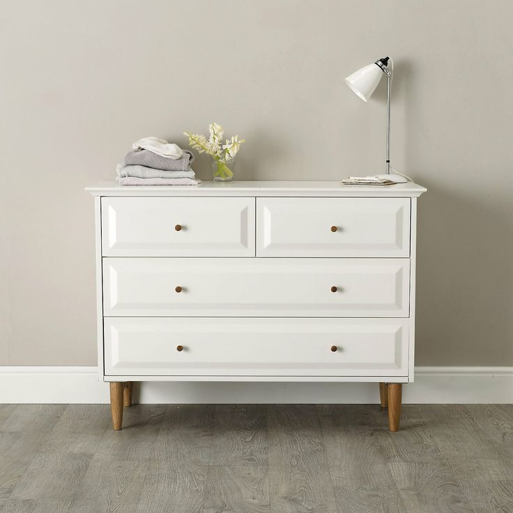 Best Devon 4 Drawer Chest Of Drawers The White Company 640 x 480