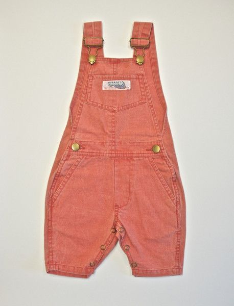 Murrays Toggery Shop — Nantucket Red Collection Kids Overalls