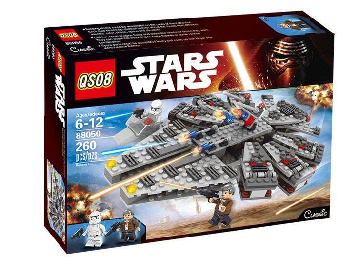 $19.99 (Buy here: https://alitems.com/g/1e8d114494ebda23ff8b16525dc3e8/?i=5&ulp=https%3A%2F%2Fwww.aliexpress.com%2Fitem%2F206pcs-set-Star-Wars-Millennium-Falcon-Building-Bricks-LEPIN-Blocks-Compatible-Legoe-Starwars-2016%2F32742242322.html ) 206pcs/set Star Wars Millennium Falcon Building Bricks LEPIN Blocks Compatible Legoe Starwars 2016 for just $19.99
