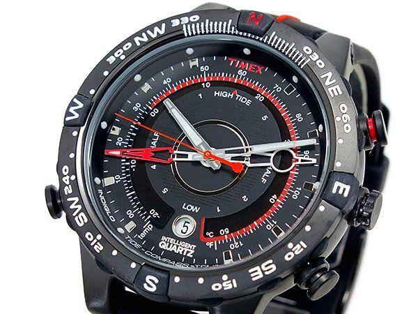 Timex Expedition E-Tide Temp Compass T2N720 Plně vybavené pánské expediční hodinky Expedition E-Tide Temp Compass T2N720 s ocelovým tělem a plastovým páskem. K jejich vybavení patří teploměr a kompas s analogovým zobrazením, znázornění přílivu a odlivu.