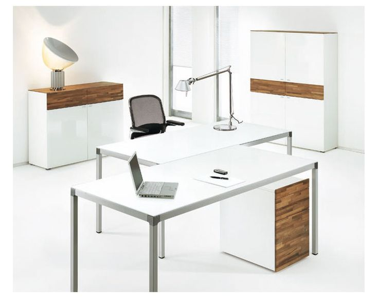 Office Desk White | Home Designs | Pinterest | Modern Office Desk, Modern  Home Office Desk And Desk Accessories