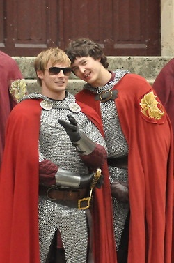 Series 5 spoiler for BBC's Merlin: Arthur makes Mordred a knight. *FACEPALM*