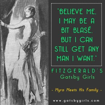 """female characters in the great gatsby by f scott fitzgerald """"we are quite convinced after reading the great gatsby that mr fitzgerald is scott and zelda fitzgerald moved to great neck on many of the characters were."""