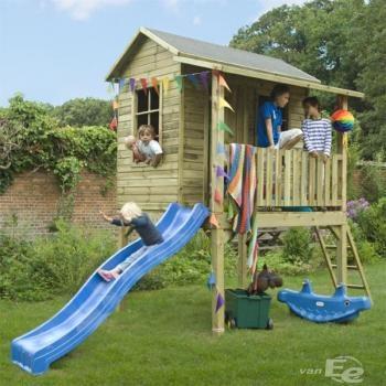 Overige Speeltorens - Speelhuis Rainbow Park - 698,-