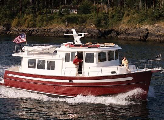 Trawler motor-yacht - NT 49 - Nordic Tugs