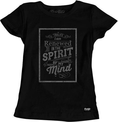Ladies Renewed T-ShirtTrendy Christian Apparel.   www.trulifeapparel.com ...    #hoodie #streetwear #god #jesus #streetgear #swag #swagwear #shoes #tees #TrulifeApparel #TruLife #trending #love #london #newyork #fashionista #fashion #christian #christianapparel #christianclothing #clothing #brands #wow #tees #follow #followme #inspiration #white #love #instagood