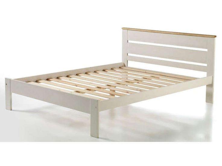 les 25 meilleures id es de la cat gorie lit 140x190 pas cher sur pinterest lit 160x200 pas. Black Bedroom Furniture Sets. Home Design Ideas