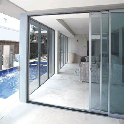 Trend Aluminium Sliding Stacker Doors Stacker Doors
