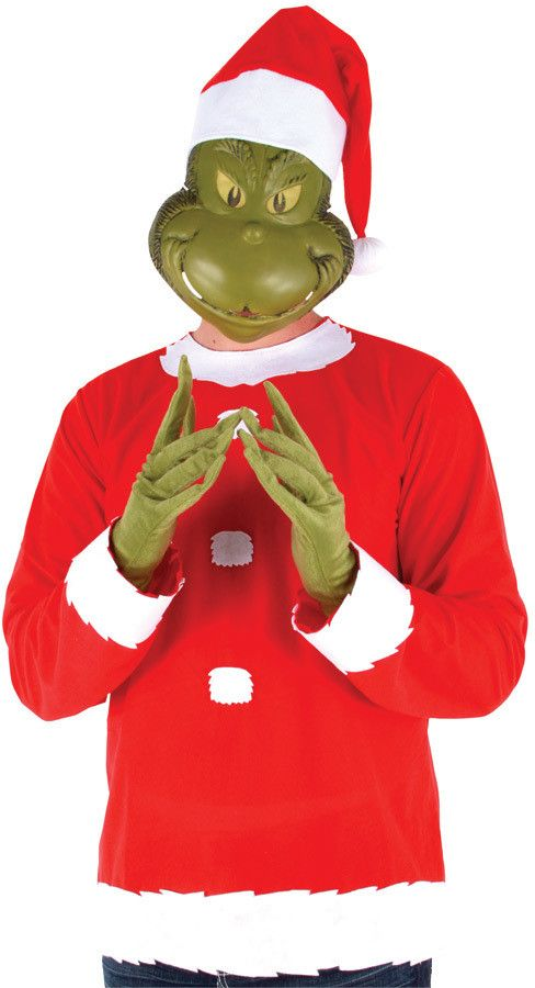 1000+ ideas about Grinch Mask on Pinterest