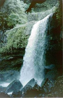 Waterfalls, Cairns, Australia