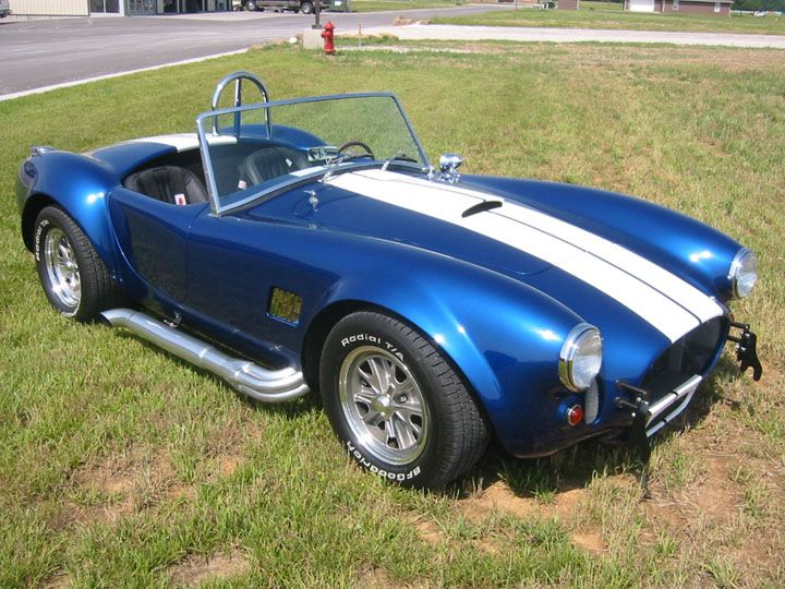 Absolute dream car #shelbycobra