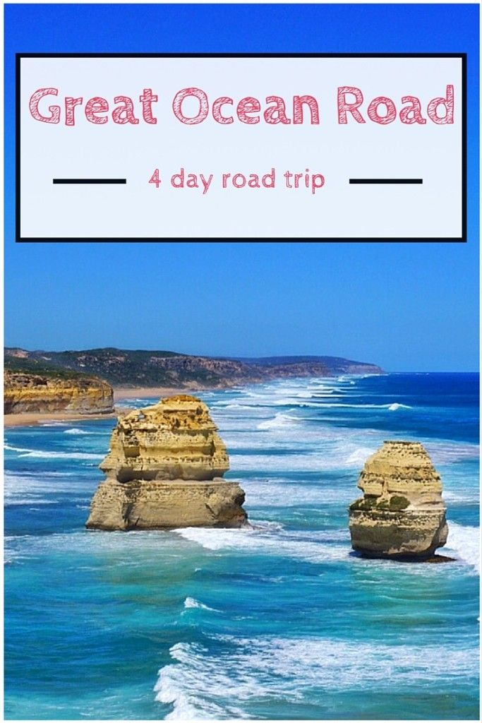 Great Ocean Road: one of the most incredible coastal drives in the world.