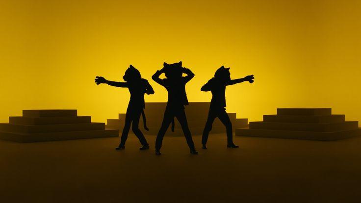 NEKO FUNJATTA | Dancing #BlackCats @catwisdom101