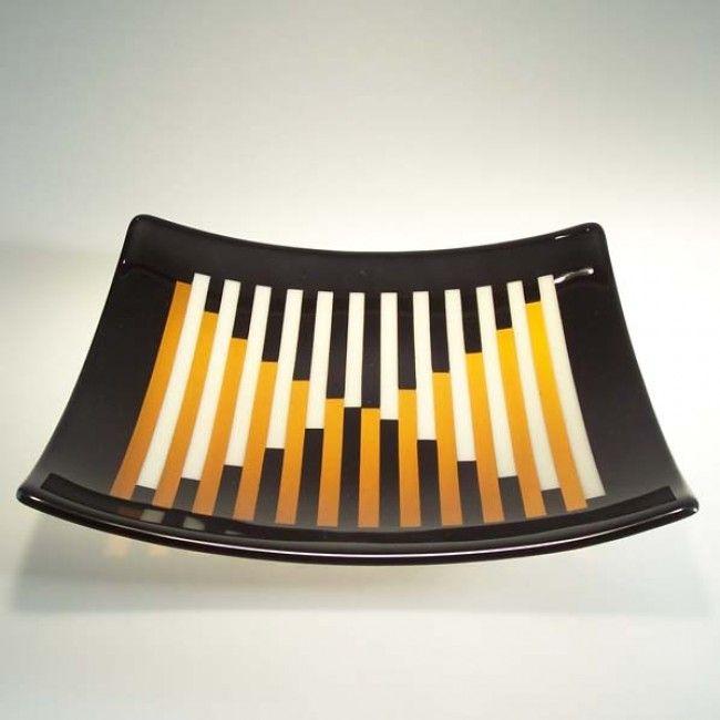 Fused+Glass+Ideas | fused glass plates 1 e1298910141214 12 Beautiful Designs of Fused ...