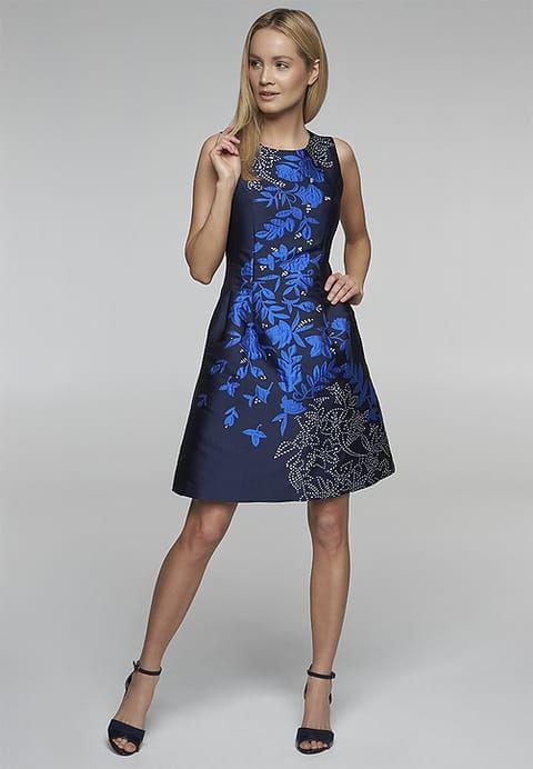 Apart Cocktailkleid / festliches Kleid - dark blue für 219,00 € (18.11.16) versandkostenfrei bei Zalando bestellen.