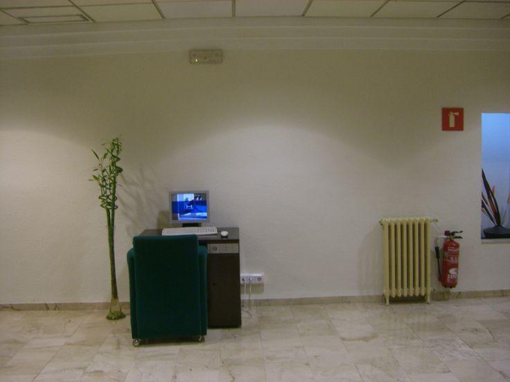 Business Center en hotel Hesperia