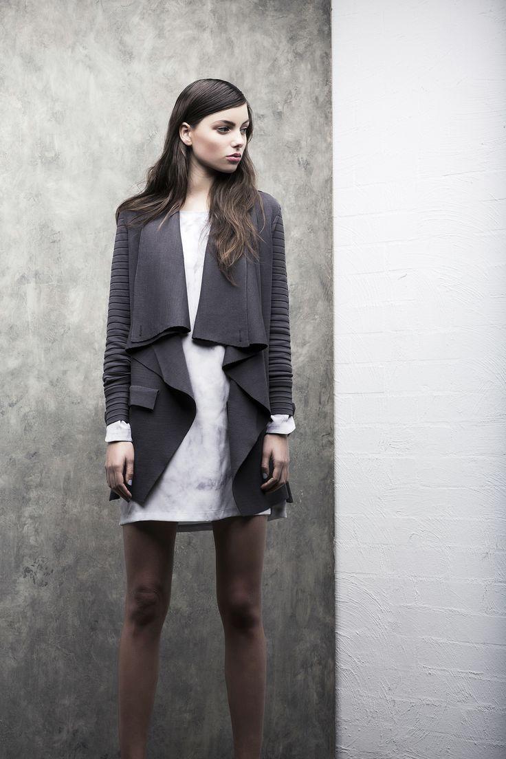 Carrara Marble Dress and Philosophy Jacket