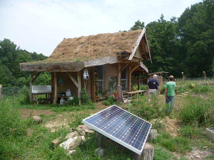 Off Grid Cob House At Solid Ground Farm Solid Ground Farm Pinterest Cob