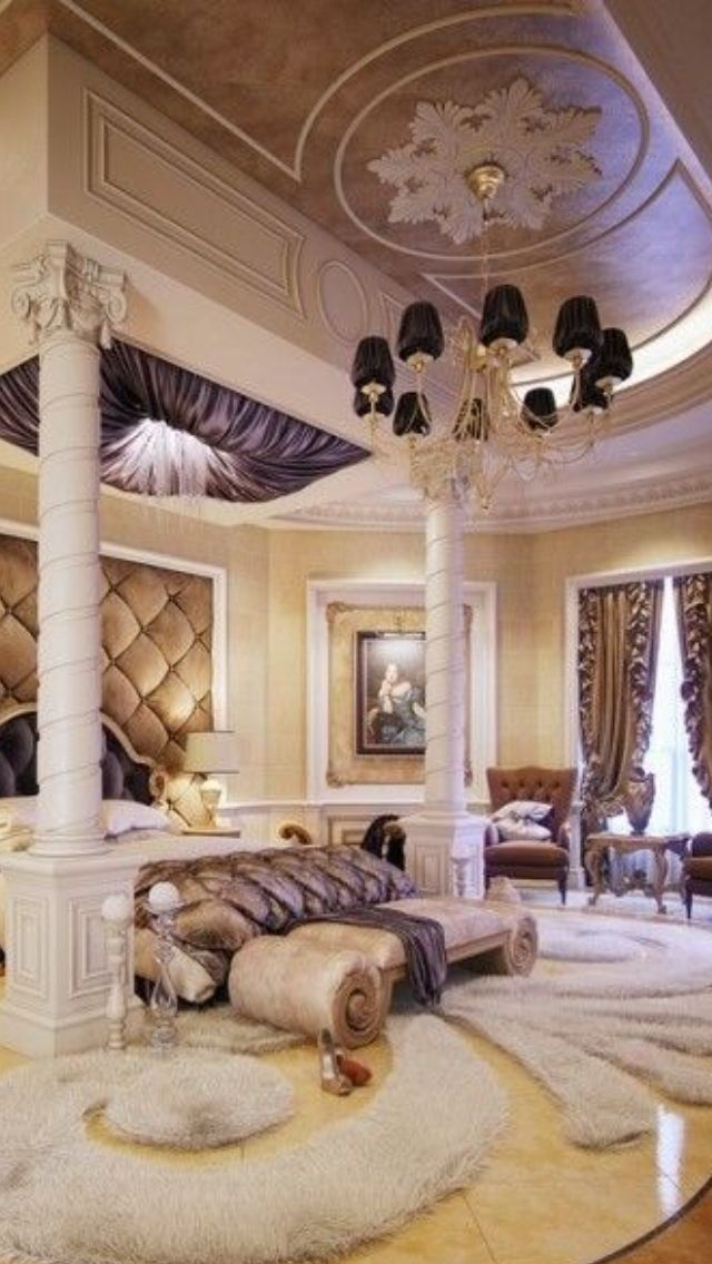 25 best ideas about mansion bedroom on pinterest luxurious bedrooms mansion interior and www - Magnificent luxury bedroom design ideas ...