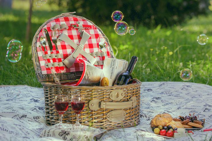 Cos picnic 2 persoane Saumur