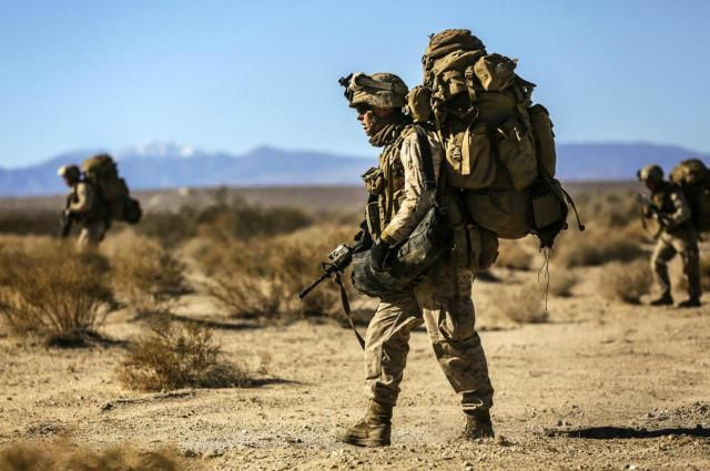 Job Descriptions and Requirements for US Marine Corps Infantry