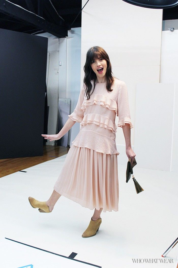 Behind the Scenes of Who What Wear's Latest Lookbook