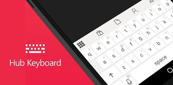 """A+Microsoft+mindehol+nyomul,+de+láthatóan+szeretné+az+almás+platformot+is+meghódítani,+az+iOS-en+töretlenül+tolja+a+garázs+megoldásait.+A+legújabb+""""ajándéka""""+a+Hub+Keyboard,+amit+már+régóta+emlegettek,+hogy+megkap+a+Apple+fanok+tömege.+A+billentyűzet+a+leginkább+a+SwiftKey+megoldásaiból+tanult…"""