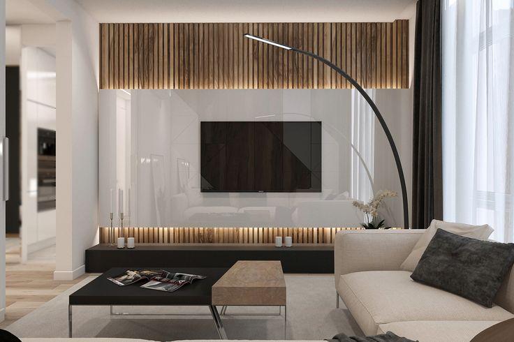Apartament in modern style