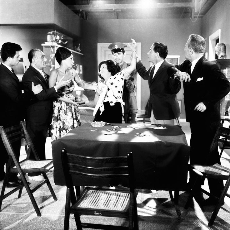 'Η Χαρτοπαίχτρα' (1965)