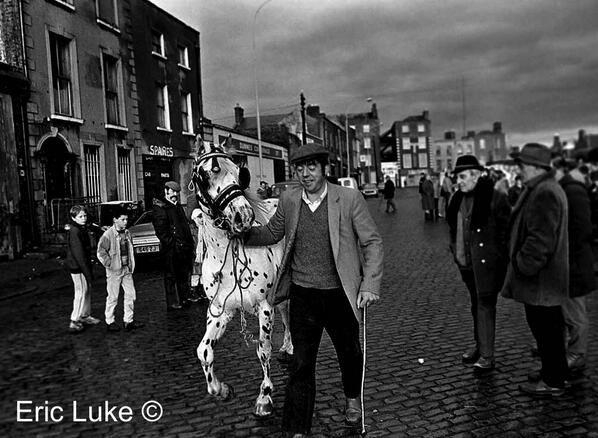 In Dublin in the 70's