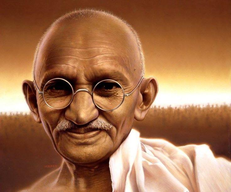 A boldogság az, amikor amit gondolsz, mondasz és teszel harmóniában van. - Gandhi