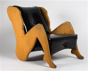 Vara: 4562620 Lounge Sessel Modell Nude, wohl England 1960/70er Jahre