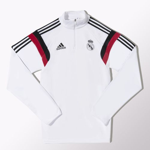 real madrid training top white Real Madrid Official Merchandise Available at www.itsmatchday.com