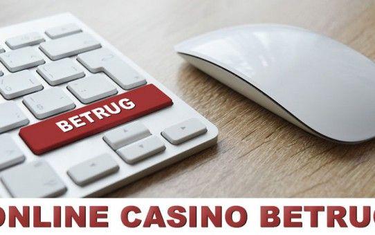Online Casino Abzocke