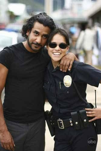 Sayid and Ana-Lucia... This seems a little backwards considering the terrible pain and heartbreak she caused him in season 2... Something to do with Shannon... I dunno...