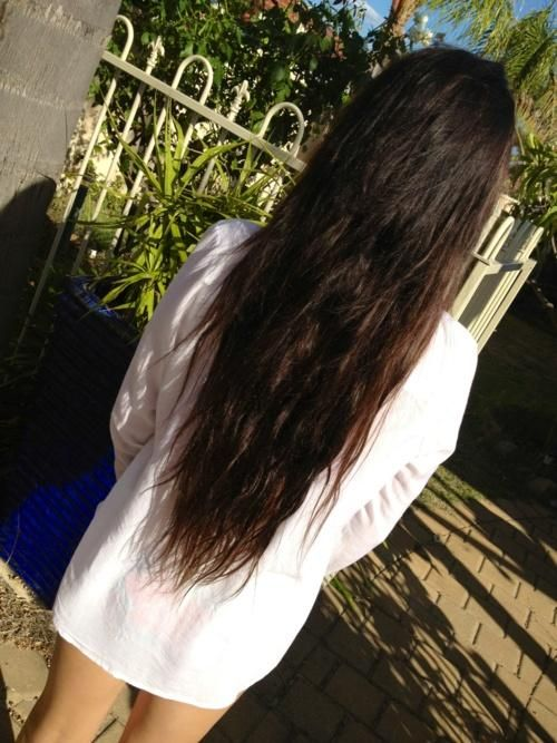 i wish i had this hair! messy care-free waves.