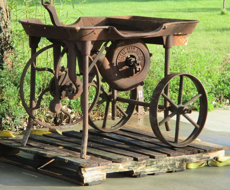 LARGE CANEDY OTTO BLACKSMITH FORGE, VINTAGE, USE w FARRIER ...
