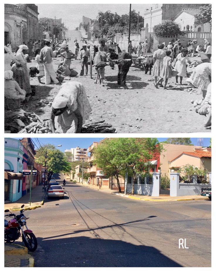 Rca de Colombia y Yegros de Asunción-Paraguay