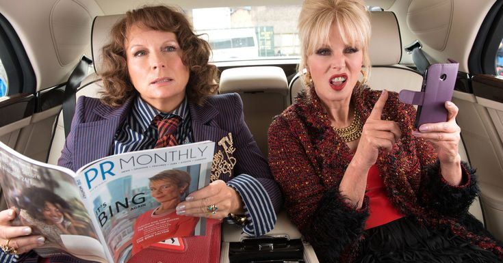 What's on TV Friday: 'Absolutely Fabulous: The Movie' and Imelda Staunton in 'Gypsy' - The New York Times