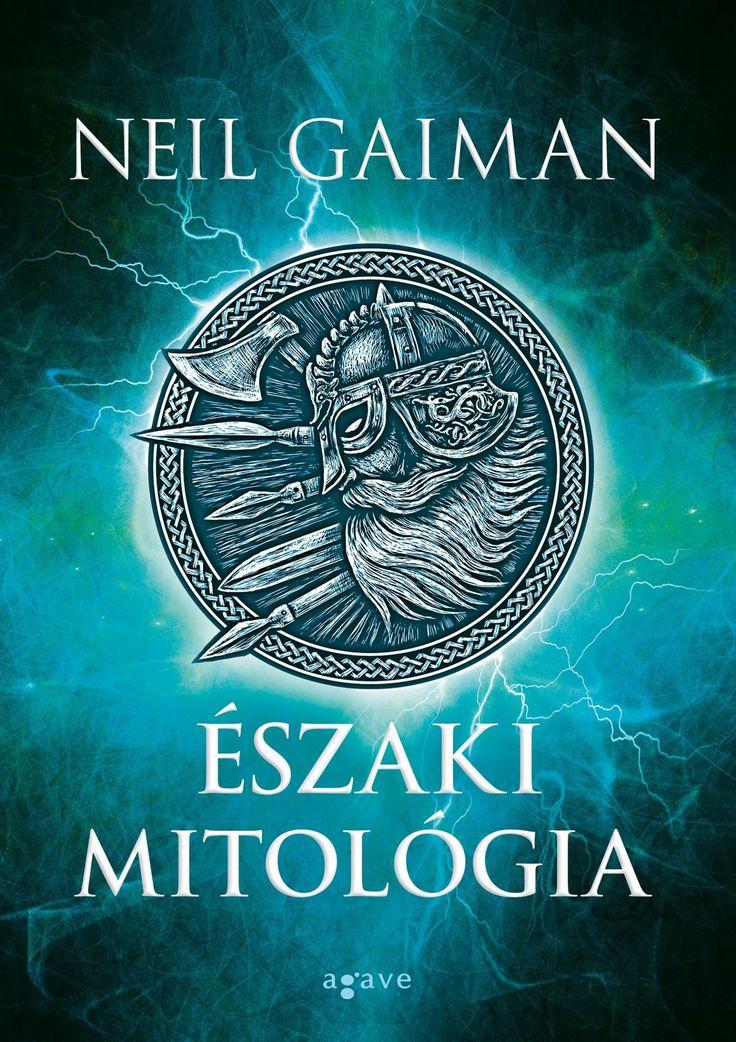 Neil Gaiman - Északi mitológia (1446x2048)