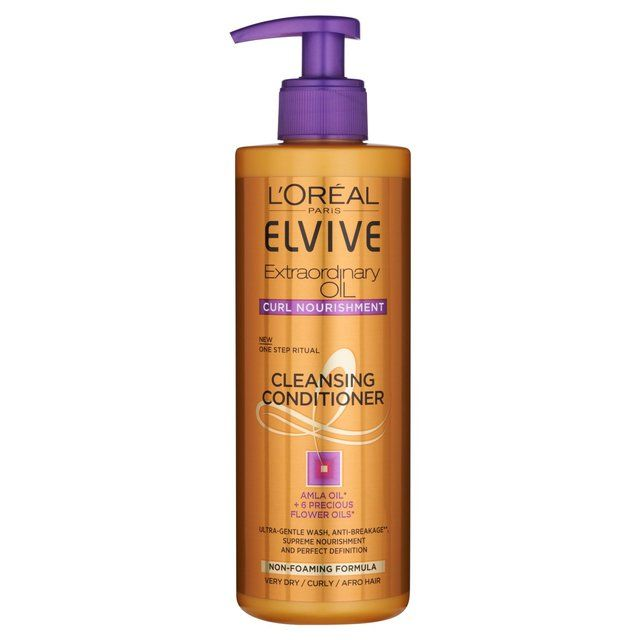L'Oreal Elvive Curl Nourishment Cleansing Conditioner