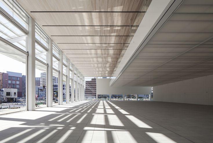 Galeria - Museu Oita / Shigeru Ban Architects - 11