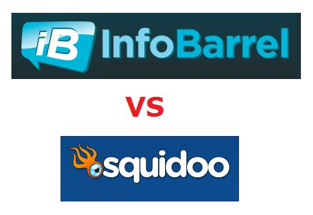 InfoBarrel vs Squidoo