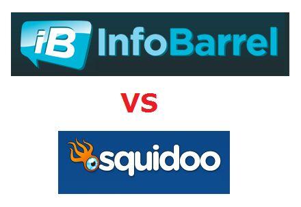 InfoBarrel vs Squidoo