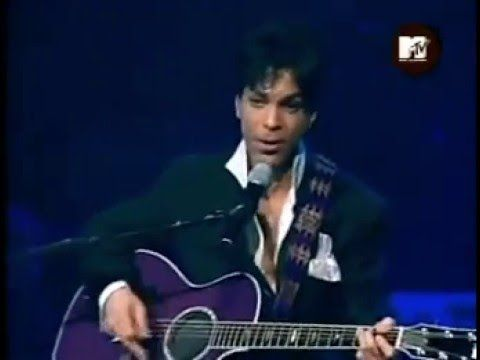 Prince Unplugged - Acoustic Guitar - Live Musicology Concert 2004